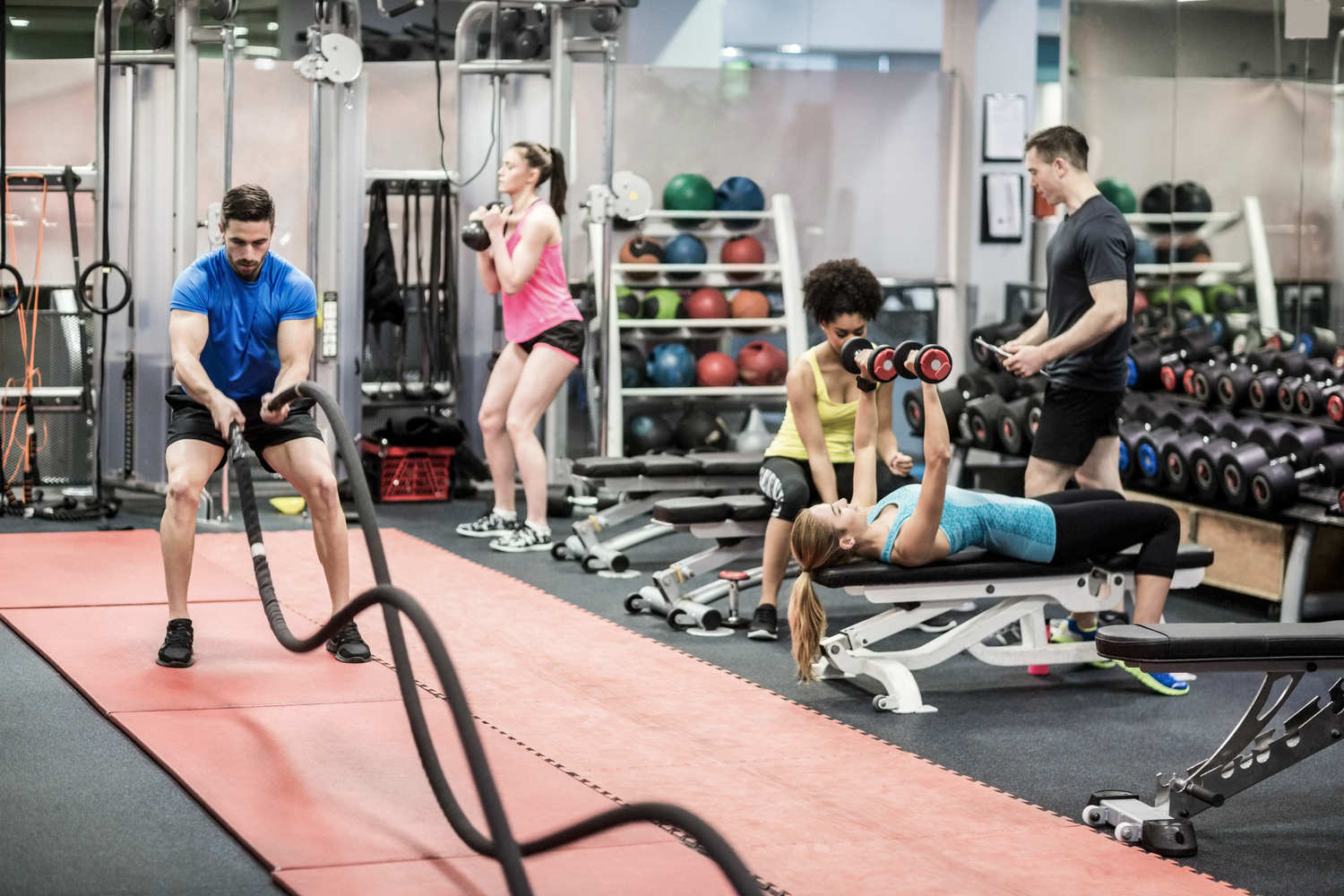 fitness group in st louis park, mn