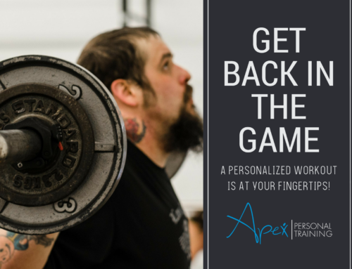 GET BACK IN THE GAME: KEEPING YOUR RESOLUTIONS