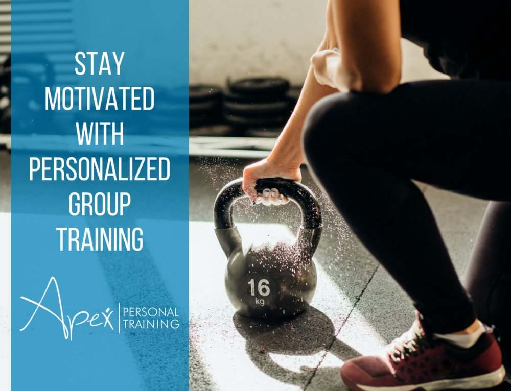 Stay Motivated with Personalized Group Training