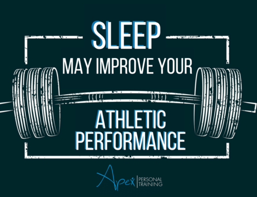 Sleep May Improve Your Athletic Performance