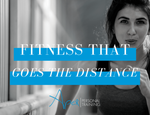 Fitness that Goes the Distance