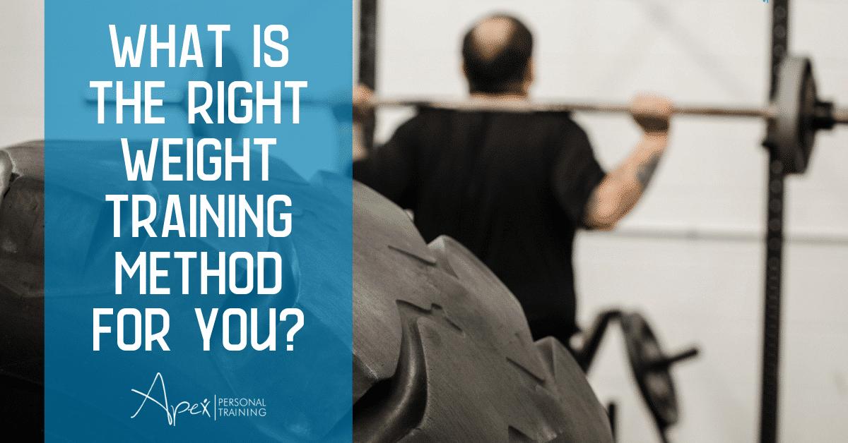 best weight training methods in minneapolis