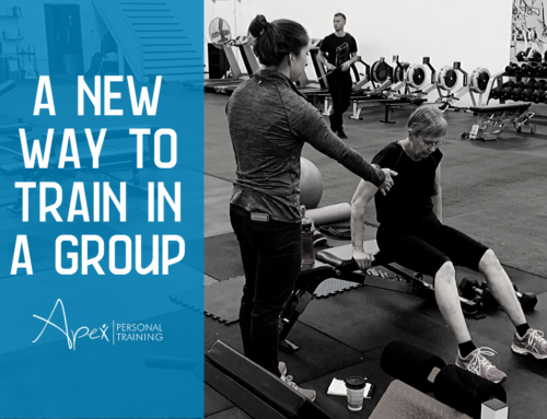 A New Way to Train in a Group
