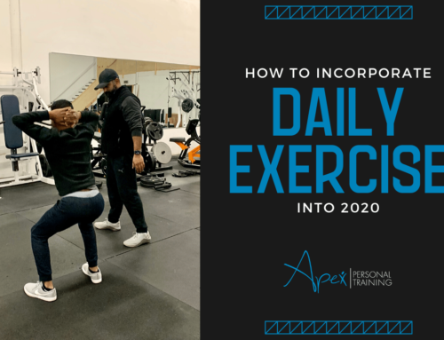 How to Incorporate Daily Exercise into 2020