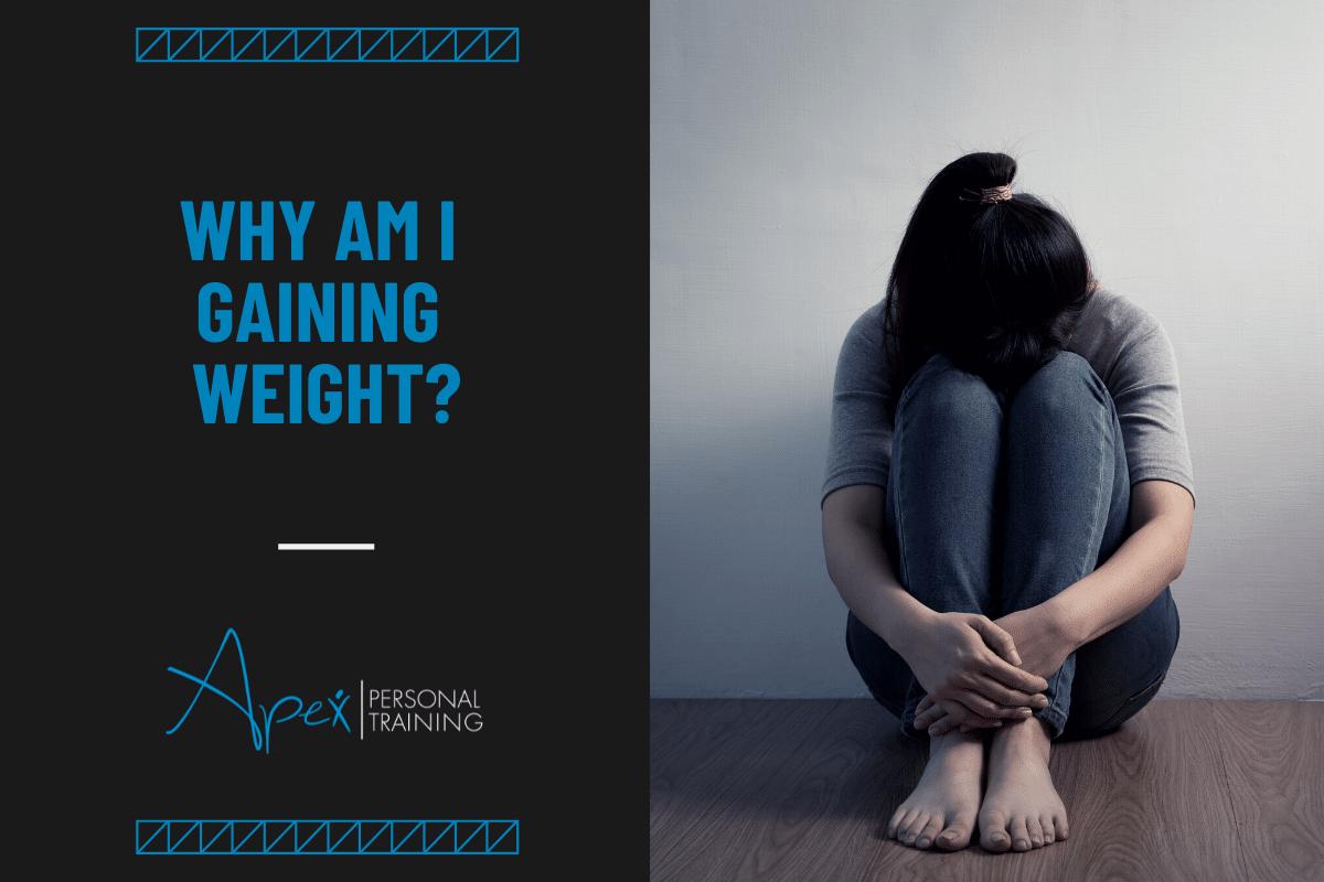 why am I gaining weight minnesota
