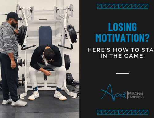 Losing Motivation? Here's How to Stay in the Game