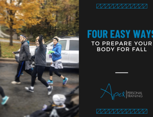 Four Easy Ways to Prepare Your Body for Fall