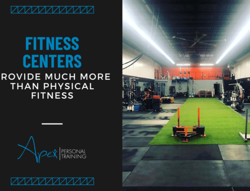 Fitness Centers Provide Much More than Physical Fitness