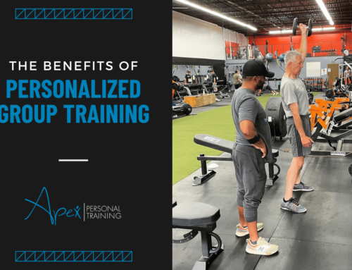 The Benefits of Personalized Group Training