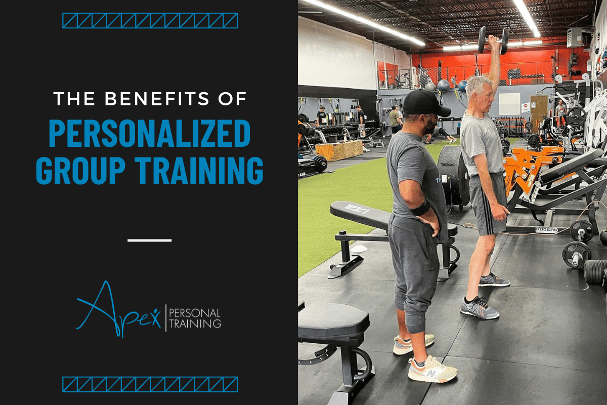 personalized group fitness training st louis park mn