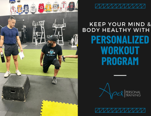 Keep Your Mind & Body Healthy with a Personalized Workout Program